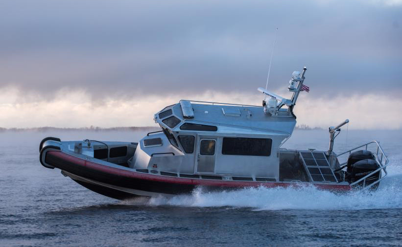 Metalcraft Marine High Speed Aluminum Fireboat And Patrol